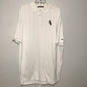 Nike Tiger Woods Collection White Sox Polo Shirt